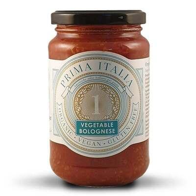 Prima Italia Organic Vegetable Bolognese Sauce 350g