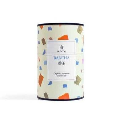 Moya Bancha Organic Japanese Green Tea 60g