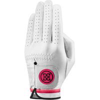 GFORE Golf Glove Competition Stripe White Blossom 2019