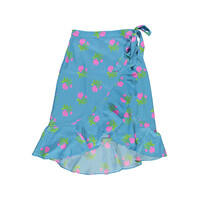 Sadie Wrap Skirt - Honolulu