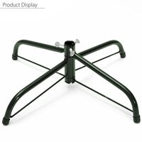 Everlands Large Universal Artificial Christmas Tree Stand