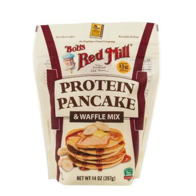 Bobs Red Mill Protein Pancake & Waffle Mix 397g