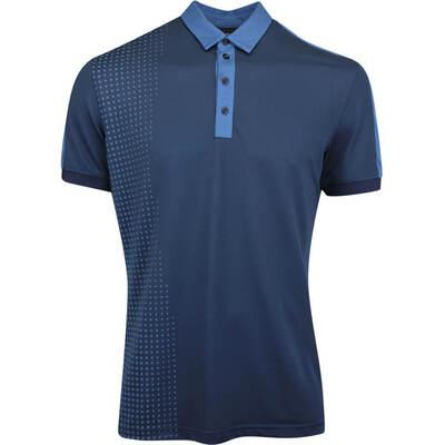 Galvin Green Golf Shirt Moe Navy AW19