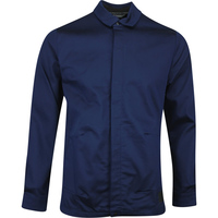 adidas Golf Jacket - Adicross Evolution Shacket - Collegiate Navy AW19