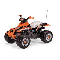 Peg Perego Corral T-Rex Kids 12v Ride On Quad
