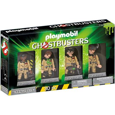 Playmobil Ghostbusters Collectors Set