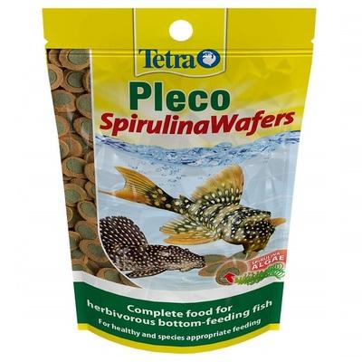 Tetra Pleco Spirulina Algae Wafers