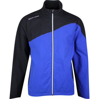 Galvin Green Waterproof Golf Jacket Aaron Surf Blue SS20