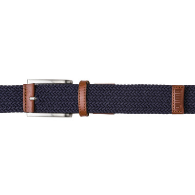 PUMA Golf Belt X Weave Stretch Peacoat SS20