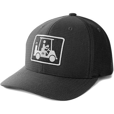 TravisMathew Golf Cap El Capitan Snapback Black SS20