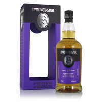 Springbank 18 Year Old, 2019 Release