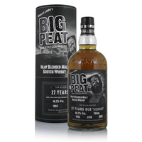 Big Peat 27 Year Old, The Black Edition