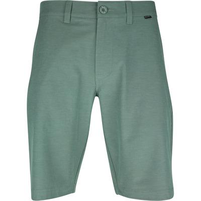 TravisMathew Golf Shorts Beck Balsam Green SS20