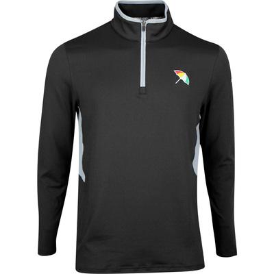 PUMA Golf Pullover Arnold Palmer Umbrella QZ Black 2020