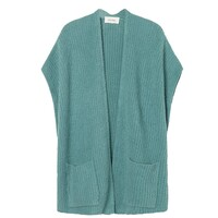 Cutebay Cardigan - Grey, Blue