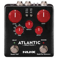 NUX Atlantic Delay & Reverb Pedal