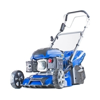 Hyundai HYM430SPER Self-Propelled Petrol Lawnmower with Electric...