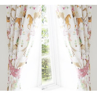 Horse Show Curtains 54s
