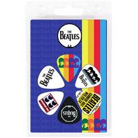 Beatles 6 Guitar Picks Pack - Hard Days Night