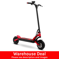 Image of Kaabo Mantis Pro 2000w 60v 24.5AH Twin Motor Red Electric Scooter WH21-034
