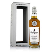 Linkwood 15 Year Old, G&M Distillery Labels 46%