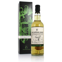 Linkwood 11 Year Old, The Sipping Shed Cask #804348