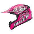 Wulfsprt Cub Crash Helmet 2012 - Pink