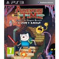 Image of Adventure Time Explore The Dungeon Because I don't