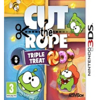 Image of Cut The Rope Triple Treat