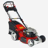 Cobra MX514SPB 20 Petrol 4 in 1 Self-Propelled Lawnmower with Briggs & Stratton Engine
