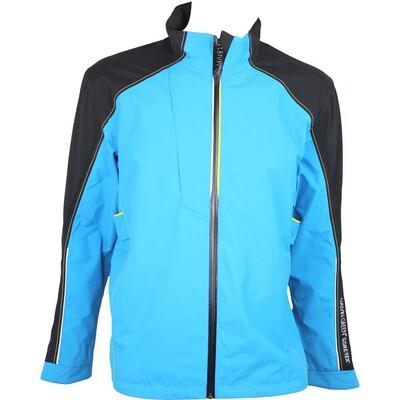 Galvin Green Apex Waterproof Golf Jacket Deep Ocean Black