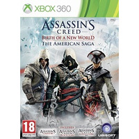 Image of Assassins Creed The American Saga Collection