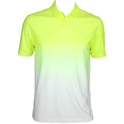 Nike Afterburner Golf Shirt Volt White SS15