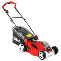 Cobra MX4140V 40cm Cordless Push Lawnmower