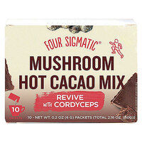 Four-Sigmatic-Mushroom-Hot-Cacao-Mix-with-Cordyceps-10-Packets