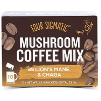 Four-Sigmatic-Mushroom-Coffee-Mix-with-Lions-Mane-and-Chaga-10-Packets