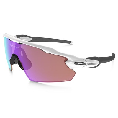 Oakley Radar EV Pitch Golf Sunglasses White 8211 Prizm Lens