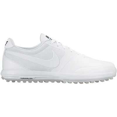 Nike Lunar Mont Royal Golf Shoes White AW15