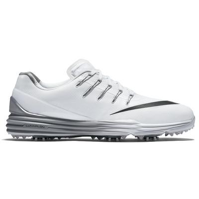 Nike Golf Shoes Lunar Control 4 White Wolf Grey SS16