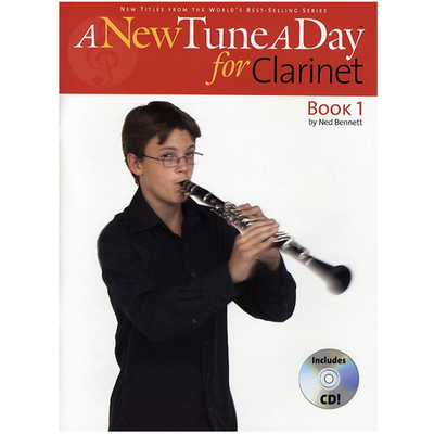 Image of A New Tune A Day Clarinet 1 Book & CD