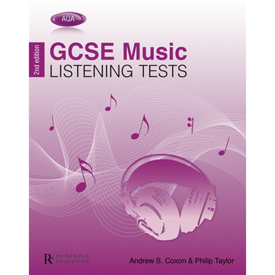 Image of GCSE Music Listening Tests AQA 2011