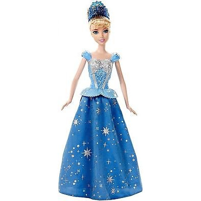 Disney Princess Spin And Sparkle Cinderella Doll