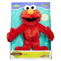 The Furchester Hotel Elmo Let's Cuddle Soft Toy