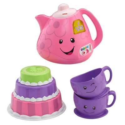 Fisher-price Smart Stages Tea Set
