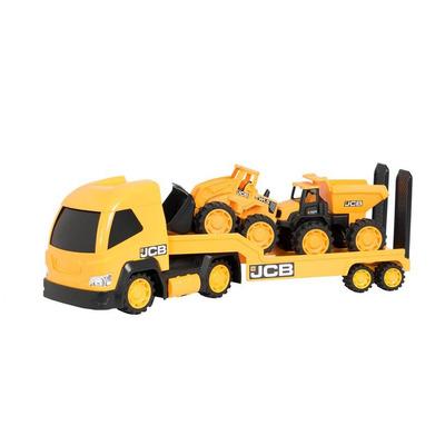Hti Jcb Mega Transporter Toy