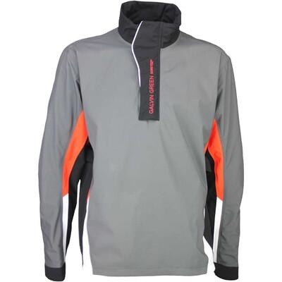 Galvin Green Waterproof Golf Jacket ALBIN Iron Grey