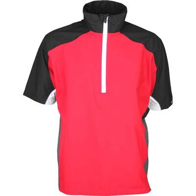Galvin Green Waterproof Golf Jacket ALPHA Electric Red