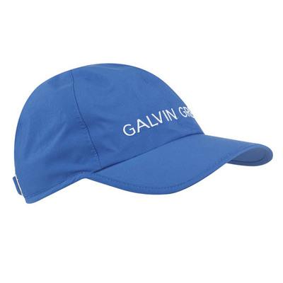 Galvin Green Waterproof Golf Cap ABEL Imperial Blue