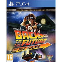 Image of Back To The Future The Game