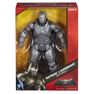Batman V Superman : Dawn Of Justice 12 Inch Action Figure   Armoured Batman